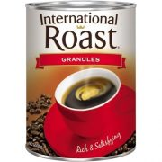 INTERNATIONAL ROAST GRANULES INSTANT COFFEE 500G
