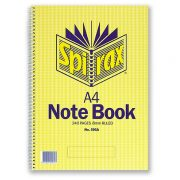 SPIRAX 595A NOTEBOOK A4 240 PAGE
