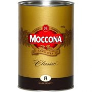 MOCCONA CLASSIC DARK ROAST INSTANT COFFEE 500G