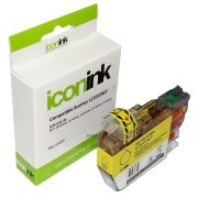 BROTHER COMPATIBLE LC3319XL INK CARTRIDGE YELLOW