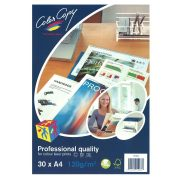 COLOUR COPY LASER PAPER A4 120GSM WHITE PACK 30