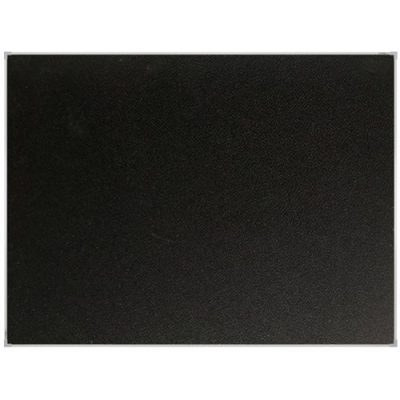 BOYD VISUALS FABRIC PINBOARD BLACK 900X1200