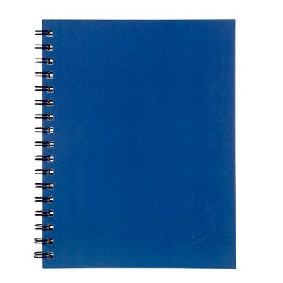 SPIRAX 511 HARD COVER NOTEBOOK A5 BLUE