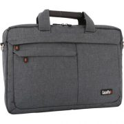CASEPAX CITY SERIES 16' LAPTOP BAG GREY