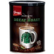 GREGGS DECAF INSTANT COFFEE 500G