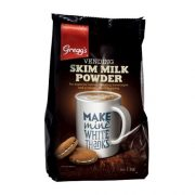 GREGGS SKIM MILK POWDER VENDING MACHINE REFILL 1KG