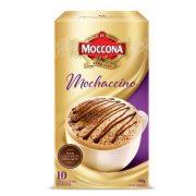 MOCCONA CAFE MOCHA INSTANT COFFEE SACHETS 10PK