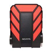 ADATA PRO DURABLE HD710 USB 3.1 EXTERNAL HARD DRIVE 1TB RED