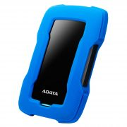 ADATA PRO DURABLE HD330 USB 3.1 EXTERNAL HARD DRIVE 1TB BLUE