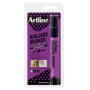 ARTLINE BUILDERS PERMANENT MARKER BLACK